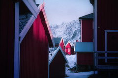 (Maya Beano) Tags: reine lofoten norway 35mm film velvia fujifilm arctic