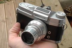 Wrayflex 1A, not a camera you see every day! (www.stuartglloyd.co.uk) Tags: wrayflex 1a wray camera 90mm f4 rare british slr 1950s