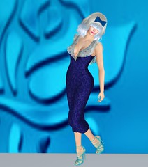 Sn@tch 1 (Treycee Melody) Tags: sntch specials dress event hair colorhud style fashion secondlife womens