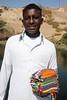 Nubian vendor (geneward2) Tags: nubian vendor souvenirs egypt