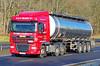 DAF XF - A & F GRANT Ltd Ballindalloch (scotrailm 63A) Tags: lorries trucks tankers