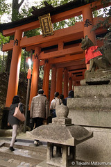 Fushimi Inari Taisha (takashi_matsumura) Tags: kyōtoshi kyōtofu japan fushimi inari taisha kyoto nikon d5300 shrine sigma 1750mm f28 ex dc os hsm ngc