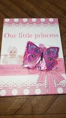 20180314_150121 (DSSCCoach) Tags: ar4u babys 1st year memory book