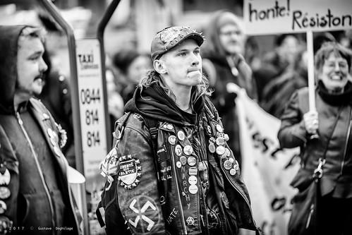 """Manifestation contre le """"Sommet des affameurs"""" - Protest against the """"starvers' summit"""""""