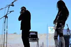 Backwater Blues (thomasgorman1) Tags: concert musicians stage nikon gig fiesta baja mexico mx microphone guitarist guitar harp harmonica blues bluesrock rock