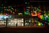 By night (xnoszam) Tags: montréal nuit couleur pose lente