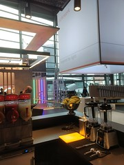 "2018 Hummer Event Cratering mobile smoothiebar Frankfurt Messe light and building~07 • <a style=""font-size:0.8em;"" href=""http://www.flickr.com/photos/69233503@N08/39180756260/"" target=""_blank"">View on Flickr</a>"