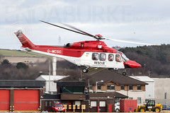 Babcock Mission Critical Services Offshore  G-MCSC 23-3-2018 (Enda Burke) Tags: babcock mission critical services offshore gmcsc babcockmission criticalservicesoffshore agustawestland aw139 abz aberdeen aberdeenairport aberdeendyce dyce canon canon7dmk2 heli helicopter rescue landing landingear