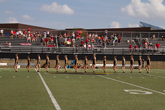 GAC_0485 (kbrimsek) Tags: danceteam football gamegame hollingsworthfield homecomingfootballgame pckyleebrimsek 20170923 homecoming outdoor outside