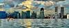 Marina Sands Pool Skyline (gerard eder) Tags: world travel reise viajes asia southeastasia singapore skyline skycraper hotel hotelpool pool city ciudades cityscape cityview urban urbanlife urbanview wasser water clouds nubes wolken wolkenkratzer paisajes panorama outdoor casino people peopleoftheworld