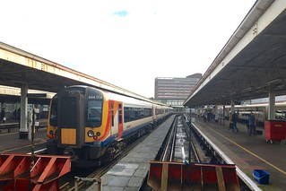 444 014 - Portsmouth Harbour