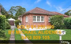 36 Monaro Avenue, Kingsgrove NSW