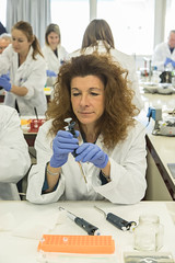 """""""Bioleaders: investire in cono-SCIENZA"""" (unipavia) Tags: dna pavia unipv unipavia italy research ricerca lab leaders politica scienza"""