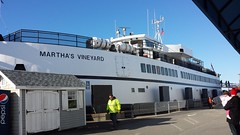 The Ferry to Martha's Vineyard (Art of MA Foto Stud) Tags: artblackburn ferry marthasvineyard steamshipauthority vineyardsound massachusetts woodshole falmouth