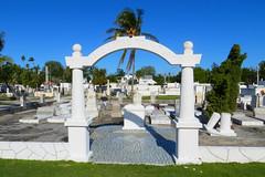 Key West (Florida) Trip 2017 7471Ri 4x6 (edgarandron - Busy!) Tags: florida keys floridakeys keywest cemetery cemeteries keywestcemetery
