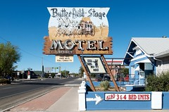 Butterfield Stage Motel (dangr.dave) Tags: butterfieldstagemotel neon neonsign downtown historic architecture deming lunacounty nm newmexico stagecoach