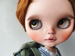 Dorothy (Tiina Vanhatupa) Tags: tiinacustom customblythe blythedoll