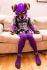 DSC03263 (Kory / Leo Nardo) Tags: fur furry fursuit fursuiting partial kory purple socks skirt corset rubber latex spandex lycra fetish dress crossdress girly bodysuit zentai 2018 pupleo