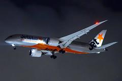 VH-VKI B787-8 JETSTAR AIRWAYS YBBN (Sierra Delta Aviation) Tags: jetstar airways boeing boeing787 b7878 brisbane airport ybbn vhvki