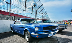 1966 Ford Mustang (Chad Horwedel) Tags: 1966fordmustang fordmustang ford mustang classic car hrpt17 madison