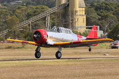 058A1537 (joolsgriff) Tags: northamerican t6 snj harvard texan vhnzh warbird tyabb airshow 2018