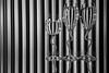 Sparkling wine and swinging stripes (Black&Light Streetphotographie) Tags: monochrome mono urban trier tiefenschärfe wow dof deepoffield fullframe vollformat city closeup sony schwarzweis blackandwhite blackwhite bw bokeh bokehlicious