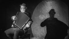 Frank Grischek – Akkordeon – (HeinzDS) Tags: frank grischek akkordeon kleinkunstkreis donaueschingen kabarett