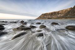 Unstad beach (Giovanni Garani) Tags: unstad norway lofoten norvegia wave sea mare onda landscape paesaggio viaggio travel vacanza holiday natura nature