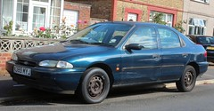 N389 MYJ (Nivek.Old.Gold) Tags: 1996 ford mondeo 18 16v lx 5door carland