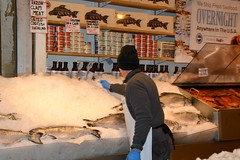 Pike Place 17 (Krasivaya Liza) Tags: pike place market pikeplace pikeplacemarket flowers fish veggies stalls vendors fruit seattle wa washington state pac northwest pacific puget sound waterfront city urban cityscape street streets art snow snowy winter feb 2018