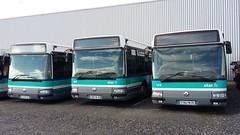 Renault Agora S n° 100 / 103 / 104 (RÉTRO BUS RENNAIS) Tags: bus renault agora s ex star keolis rennes podiocom janzé