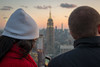 Top of the Rock (paul.wasneski) Tags: newyork unitedstates us empirestate topoftherock nyc midtown sunset