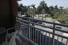 View from 2nd Balcony (blackunigryphon) Tags: vacation vacationvillage bonaventure florida southernflorida westonflorida gypset gypsetter jetsetter