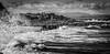 Broch (Tom McPherson) Tags: best lens long tele 70200mm 70200 nikon acros clouds sky beach coastal coast mono excellent explore bluemoon cummingston burghead broch village water sea seascape