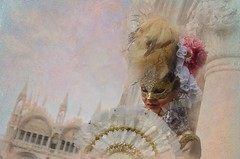 (Aránzazu Vel) Tags: texture textura mask venecia venice maschera carnevalevenezia2018 venezia