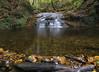 Beeley Brook (l4ts) Tags: landscape derbyshire peakdistrict darkpeak waterfall longexposure circularpolarisingfilter beeley beeleybrook leaves autumn