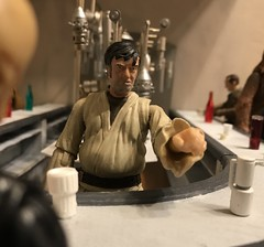 You we don't serve their kind! (chevy2who) Tags: series black figure action toyphotography toy starwars wars star cantina