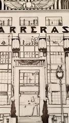 Carreras Cigarette Factory/Greater London House (Jaaaaaaammmmmesssss) Tags: carrerascigarettefactory greaterlondonhouse asos morningtoncresent camden artdeco bastet bubastis ancient egypt catgod carrerascigarettefactorygreaterlondonhouseglh