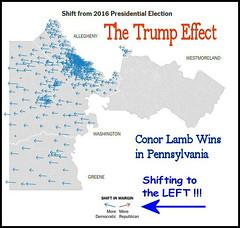 Trump Effect PA (FolsomNatural) Tags: conorlamb pennsylvania politics satire politicalsatire trump elections