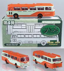 TOM-N-S4-Isuzu-BU15P (adrianz toyz) Tags: plastic toy model bus japan japanese thebuscollection tomytec tomica n gauge scale 1160 isuzu bu15p series4 tango kairiku kotsu adrianztoyz