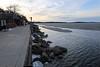 Rivers on the melting lake (danielhast) Tags: lake mendota madison