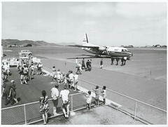 Whangarei Airport, Northland (Archives New Zealand) Tags: archivesnewzealand archives archivesnz nationalpublicitystudios aotearoa tourism newzealand newzealandhistory nz nzhistory history