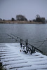 Snow Covered Nash 9ft Dwarf Rods (DanD7100) Tags: nikon nikkor nikonphotography nikonphotos nikonphotographer nikkor40mm nikonphotograph syndicate lake winter fishing snow snowy nash titan t2 nashtackle couplewhofish scope 9ft rods daiwa ts5000be reels tasksa bobbins attsalarms dwarf fox kettle ridgemonkey cookers cold minustempatures storm windy high winds waves