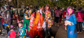 Holi  Festival of Colours -  Flicker Explored on 19.03.2018