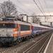 Eindhoven Strijp-S RXP 9901 met laatste Alpen Express (2018) trein 13486