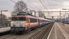 Eindhoven Strijp-S RXP 9901 met laatste Alpen Express (2018) trein 13486 (Rob Dammers) Tags: eindhoven nederland noordbrabant skitrein alpen express
