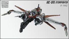 ARC-1870 Steamfighter (STEAM WARS)