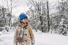 Never ending winter (Elizabeth Sallee Bauer) Tags: nature active bonding boy child childhood children cold family fun happiness kid lifestyle outdoors outside peaceful playing snow snowshoe snowshoeing together white winter winterfun wintersports youth