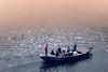 Varanasi, 2018 (Raghunathan Anbazhagan) Tags: india tamilnadu people places travel boat river ganga ganges seagulls birds morning sunrise cwc cwctravelwalk travelphotography chennaiweekendclickers