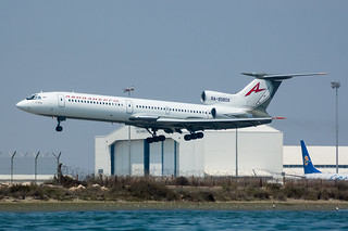 RA-85809 - Avianergo - Tupolev Tu-154M